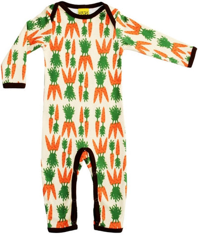 Duns Sweden Jumpsuit Orange Carrots