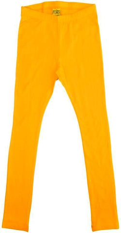 More Than A Fling Leggings Saffron Safraan Geel/oranje