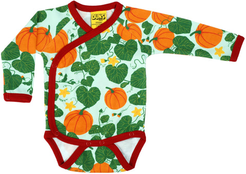 Duns Sweden - Wrap Body Jade Pumpkin