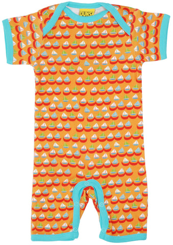 Duns Sweden - Summersuit Sailing Boats Orange