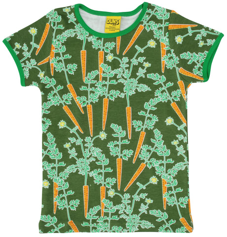 Duns Sweden - T-shirt Carrots Worteltjes Wortels