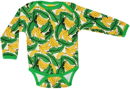 Duns Sweden - Body Longsleeve Bananas Light