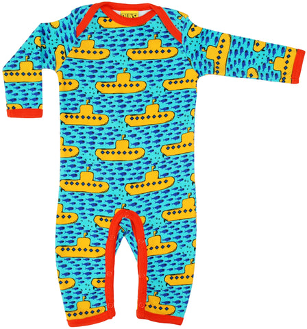 Duns Sweden - Jumpsuit Yellow Submarine Onderzeeboot