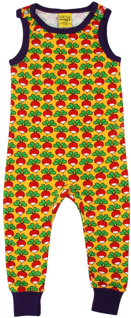 Duns Sweden - Playsuit  Radish Yellow
