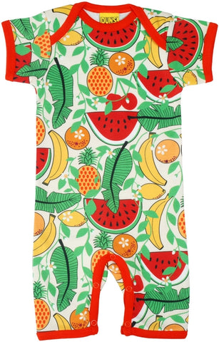 Duns Sweden - Summersuit Tropical Vanilla - Tropisch Fruit