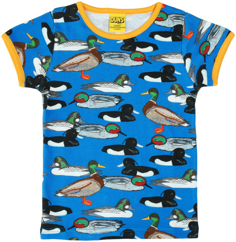 Duns Sweden - T-Shirt Duckpond Blue