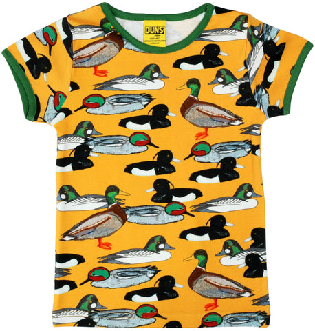 Duns Sweden - T-Shirt Duckpond Yellow