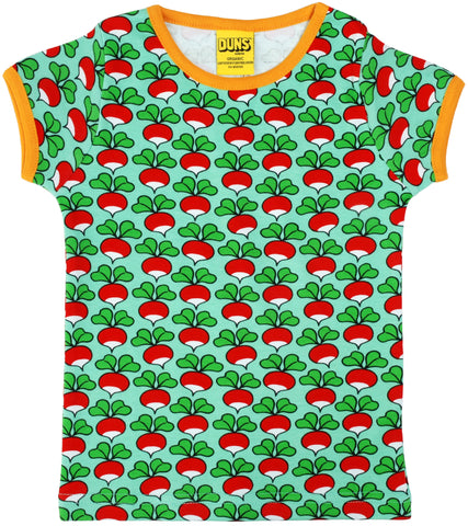 Duns Sweden ADULT - T-Shirt Radish Mint