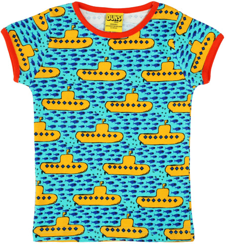 Duns Sweden - T-Shirt Yellow Submarine