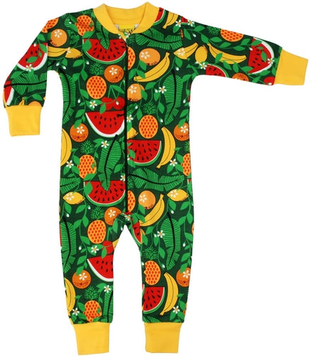 Duns Sweden - Zipsuit Tropical Swamp - Tropisch Fruit