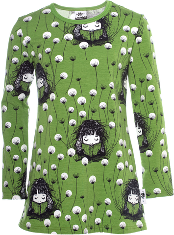 PaaPii - Nelli Tunic Bookworm Forest (128 - 164)