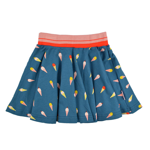 Baba Babywear - Full circle skirt Icecream
