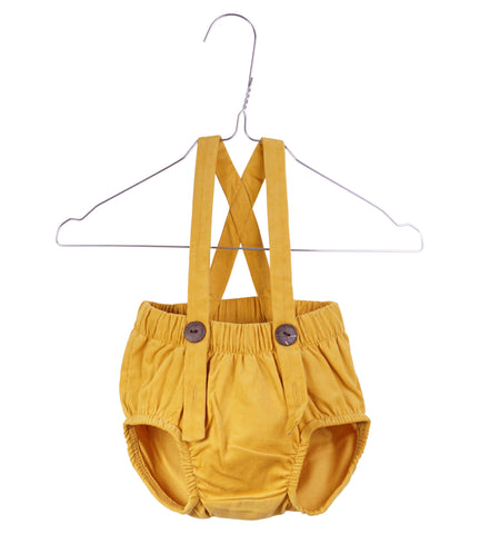 Krutter - Golden Yellow Svend Romper