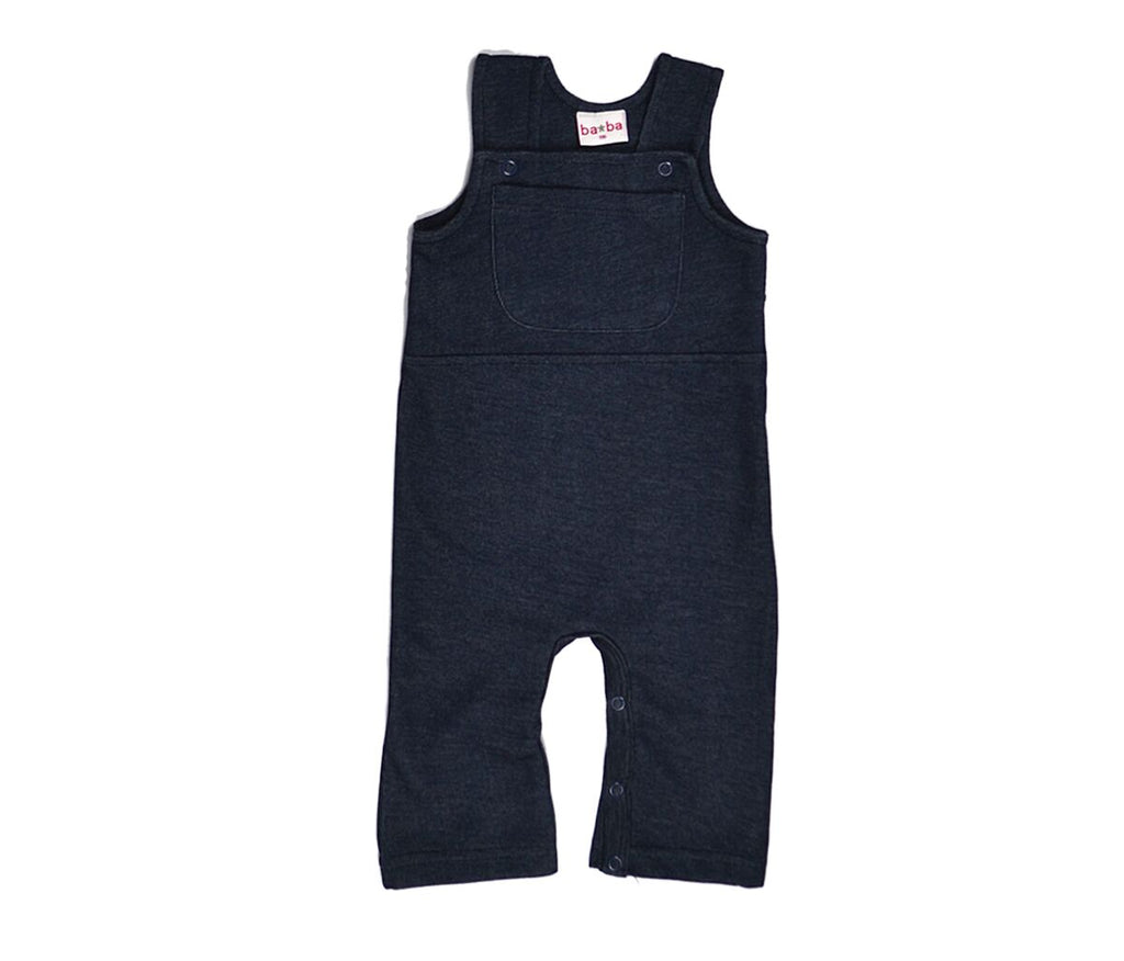 Baba Babywear - Workers Blue Denim