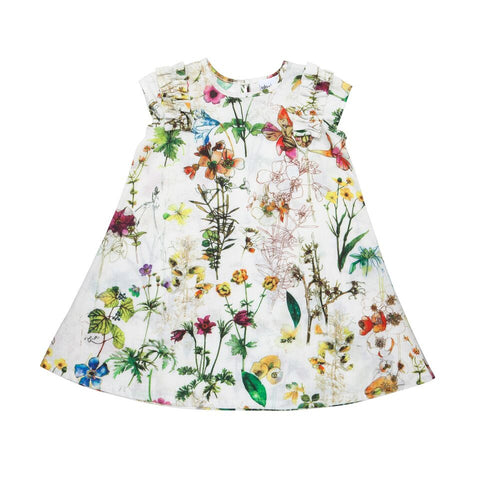 Iglo + Indi Woven Dress Flowers