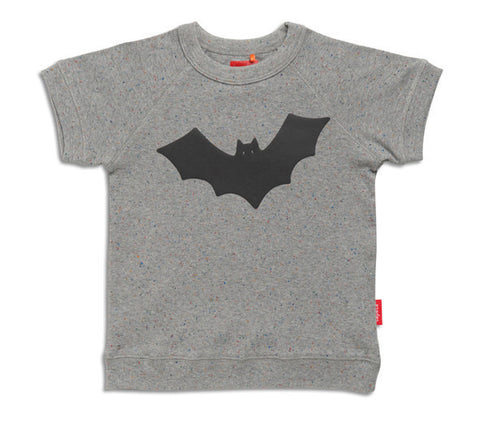 Tapete T-Shirt SpeedyBat Grey Raglan
