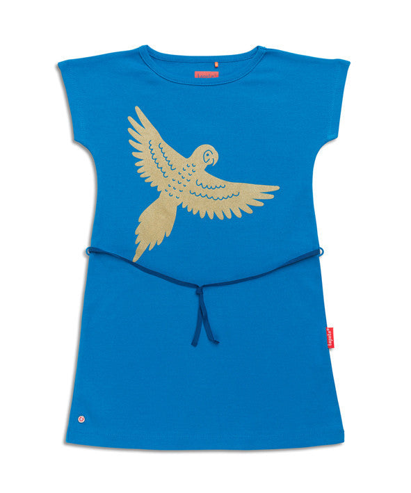 Tapete Dress Golden Parrot Gouden Papegaai