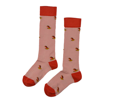 Baba Babywear - Kneesocks Birds