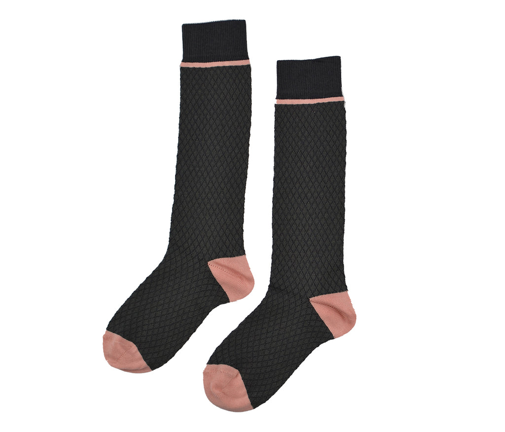 Baba Babywear - Kneesocks Dark Grey