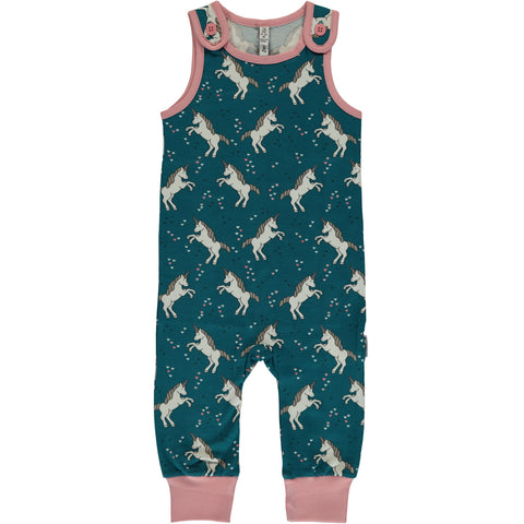 Maxomorra Playsuit Unicorn Dreams - Playsuit Eenhoorns