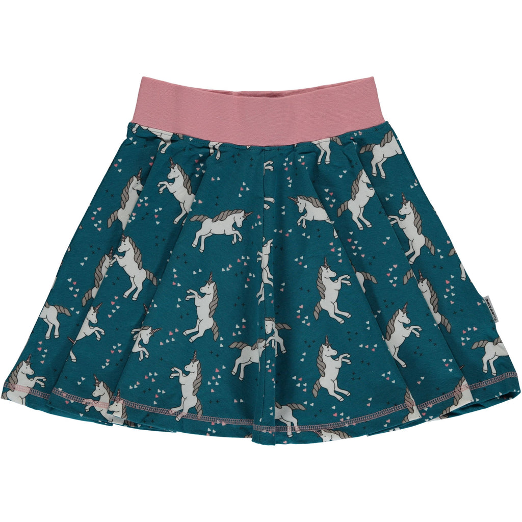 Maxomorra Skirt Spin Unicorn Dreams - Zwierrokje Eenhoorns