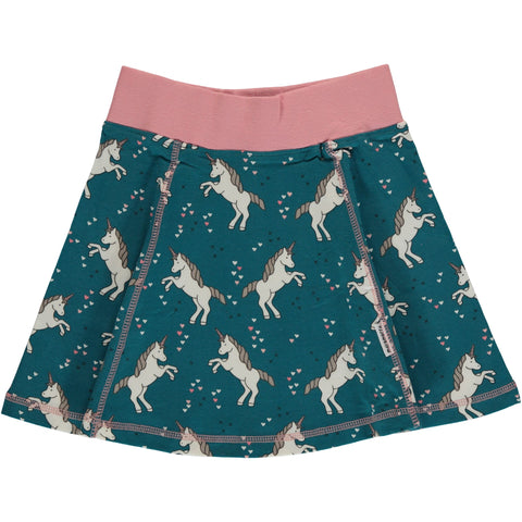 Maxomorra Skirt Vipp Unicorn Dreams - Rokje Eenhoorns