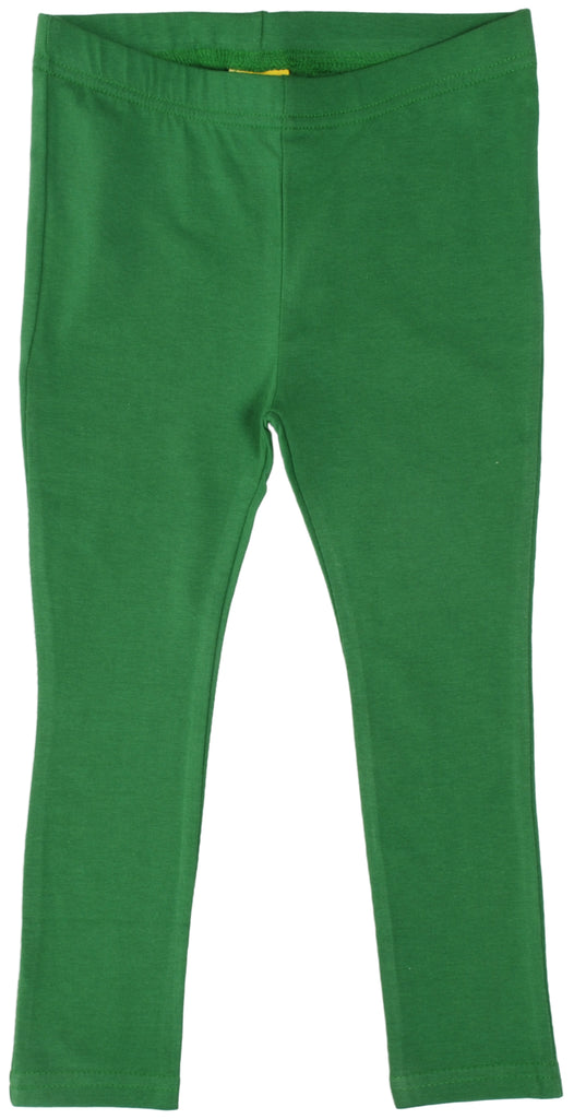 More Than A Fling Leggings Dark Green Legging Donker Groen SP19