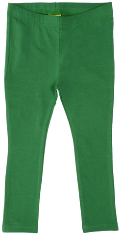 More Than A Fling Leggings Dark Green Legging Donker Groen