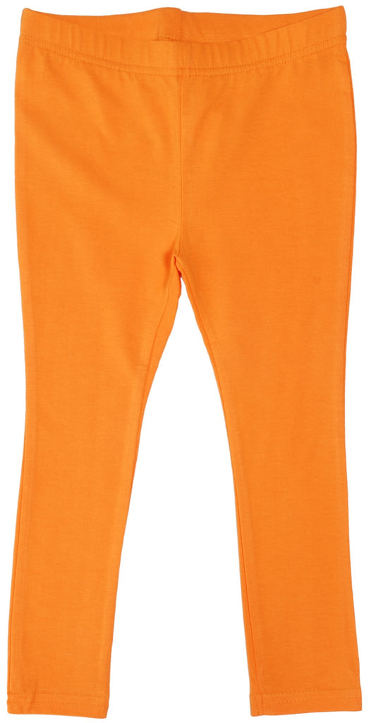 More Than A Fling Leggings Bright Orange - Helder Oranje