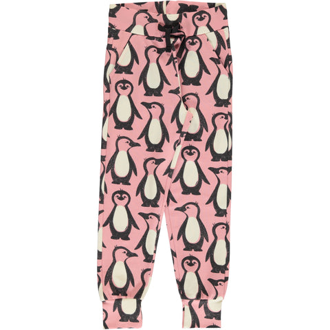 Maxomorra - Sweat Pants Penguin Family - Jogging broek Pinguins