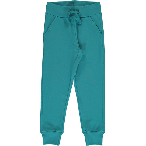 Maxomorra - Sweat Pants Artic Blue - Jogging broek IJs Blauw