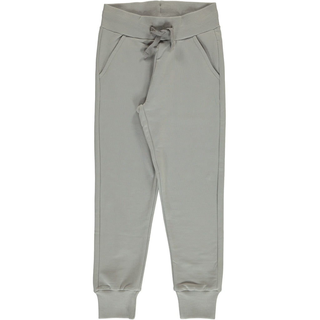 Maxomorra - Sweat Pants Dusty Grey - Jogging broek Mistig Grijs