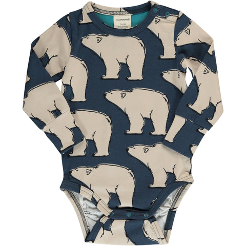 Maxomorra - Body LS Polar Bear