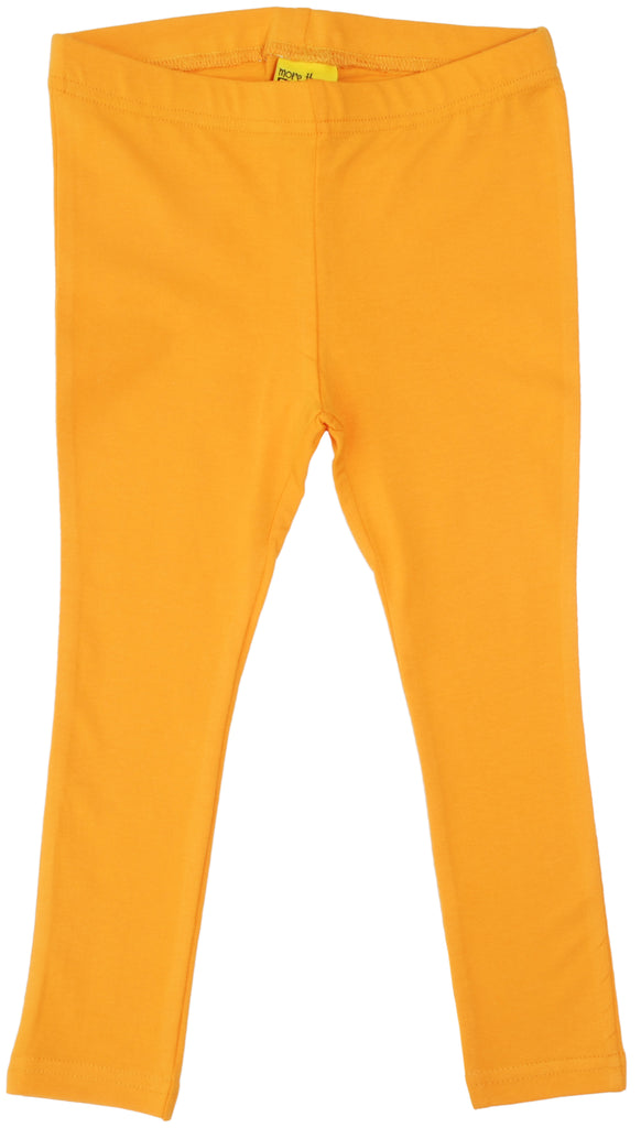 More Than A Fling Leggings Carrot Orange - Wortel Oranje
