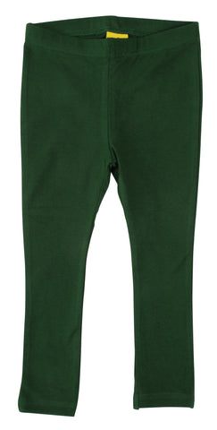 More Than A Fling Leggings Darkest Green (Dill) - Heel donkergroen
