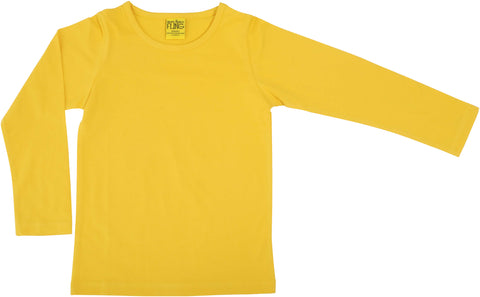 More Than A Fling Longsleeve Spectra Yellow - Lange Mouw Spectra Geel