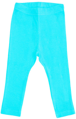 More Than A Fling Leggings Light Turquoise