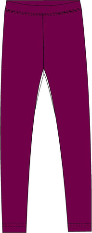 More Than A Fling Leggings Boysenberry Leggings