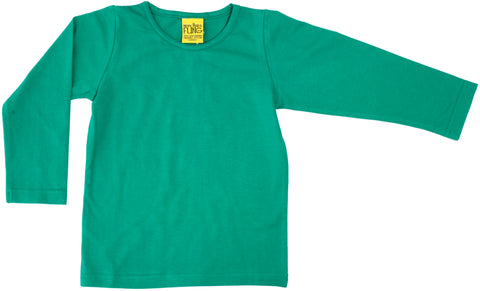 More Than A Fling Longsleeve Pepper Green Groen