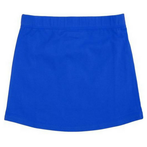 More Than A Fling Skirt Basic Blue - Blauw Rokje