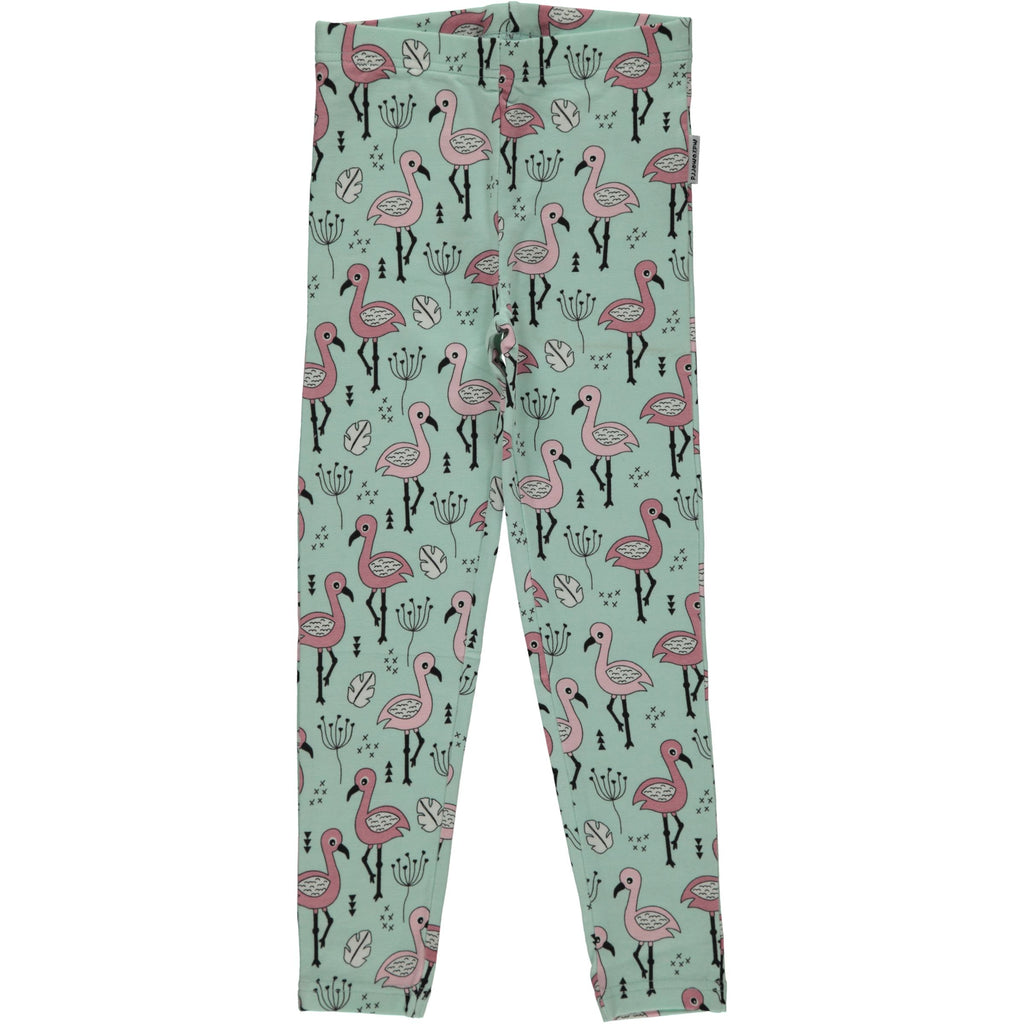 Maxomorra Legging Sweet Flamingo