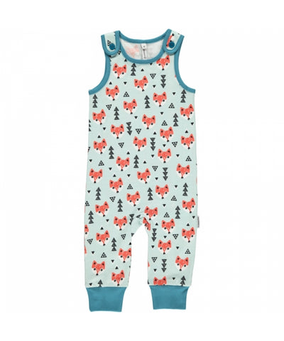 Maxomorra Plus Playsuit Fox