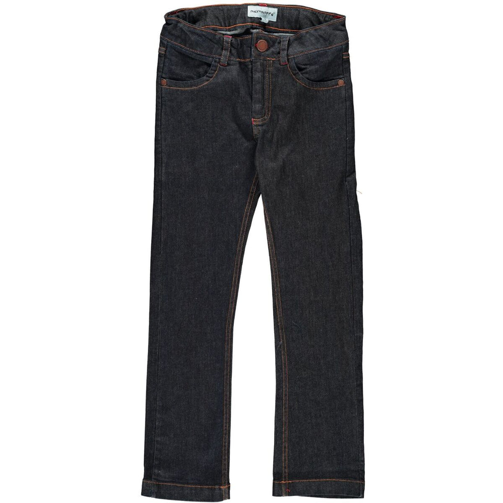 Maxomorra Pants Denim - Denim Spijkerbroek