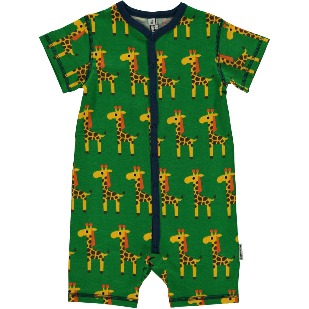 Maxomorra Summersuit Giraffe