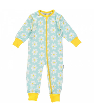 Maxomorra Zippersuit Flowers Bloemetjes