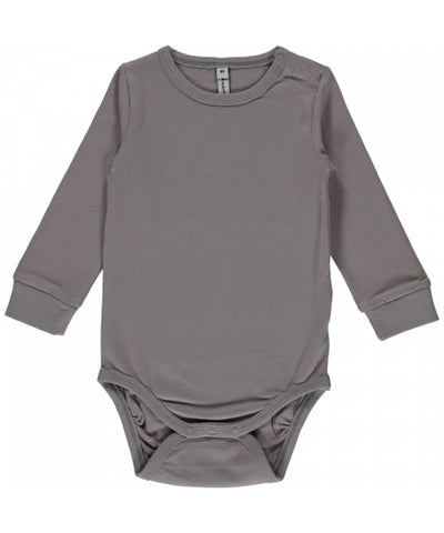 Maxomorra Plus Body Grey