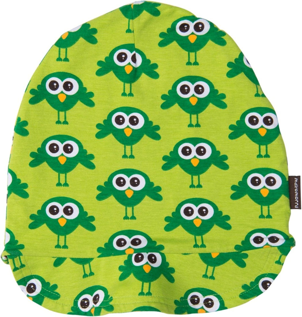 Maxomorra - Peakhat Birds Green