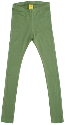 More Than A Fling Leggings Swamp Green