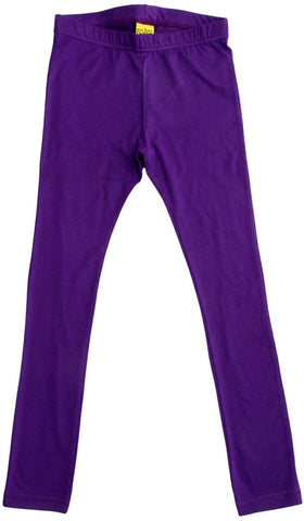 More Than A Fling Leggings Purple Paarse Leggings