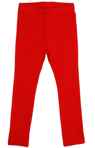 More Than A Fling Leggings Red Rode Leggings